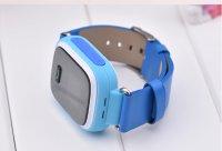 smartwatch q5ceas gps pentru copii albastru