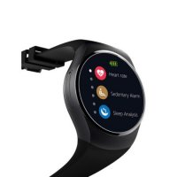 Smartwatch kw18blackritm cardiac