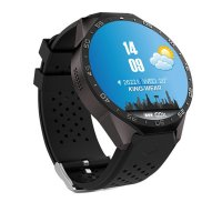 Ceas Smartwatch  King Wear KW88 -ceas 3g-WIFI-gps-cartela SIM-black