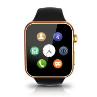 Smartwatch A9 ritm cardiac gold