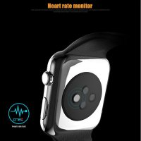 Smartwatch A9 goldbratara silicon ritm cardiac