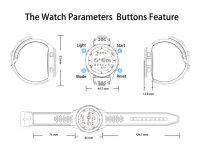 Smartwatch f5 dimensiuni