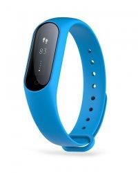 Bratara fitness bluetooth V3- ritm cardiac,tensiunea arteriala -blue