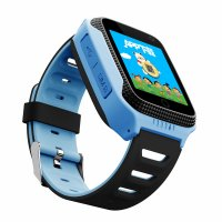 Smartwatch k4 blue
