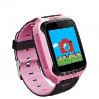 Ceas telefon Smartwatch cu GPS pentru copii Usmart K4-roz