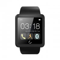 Ceas u10l-BT smartwatch-pedomteru,Radio FM-1,54 HD touchscreen-black