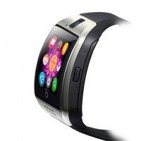 q18 silver smartwatch