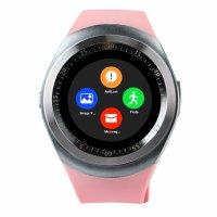 Smartwatch ceas telefon v9 pink