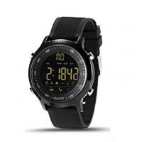 Smartwatch sport EX18- bluetooth -rezistent la apa-black