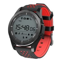 Smartwatch sport F3- bluetooth -rezistent la apa-red