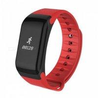 Bratara fitness Aipker F1- ritm cardiac,tensiunea arteriala,blood oxygen -red