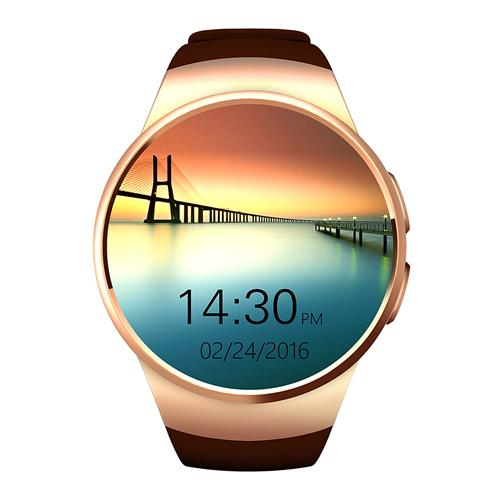 smartwatch kw18 gold