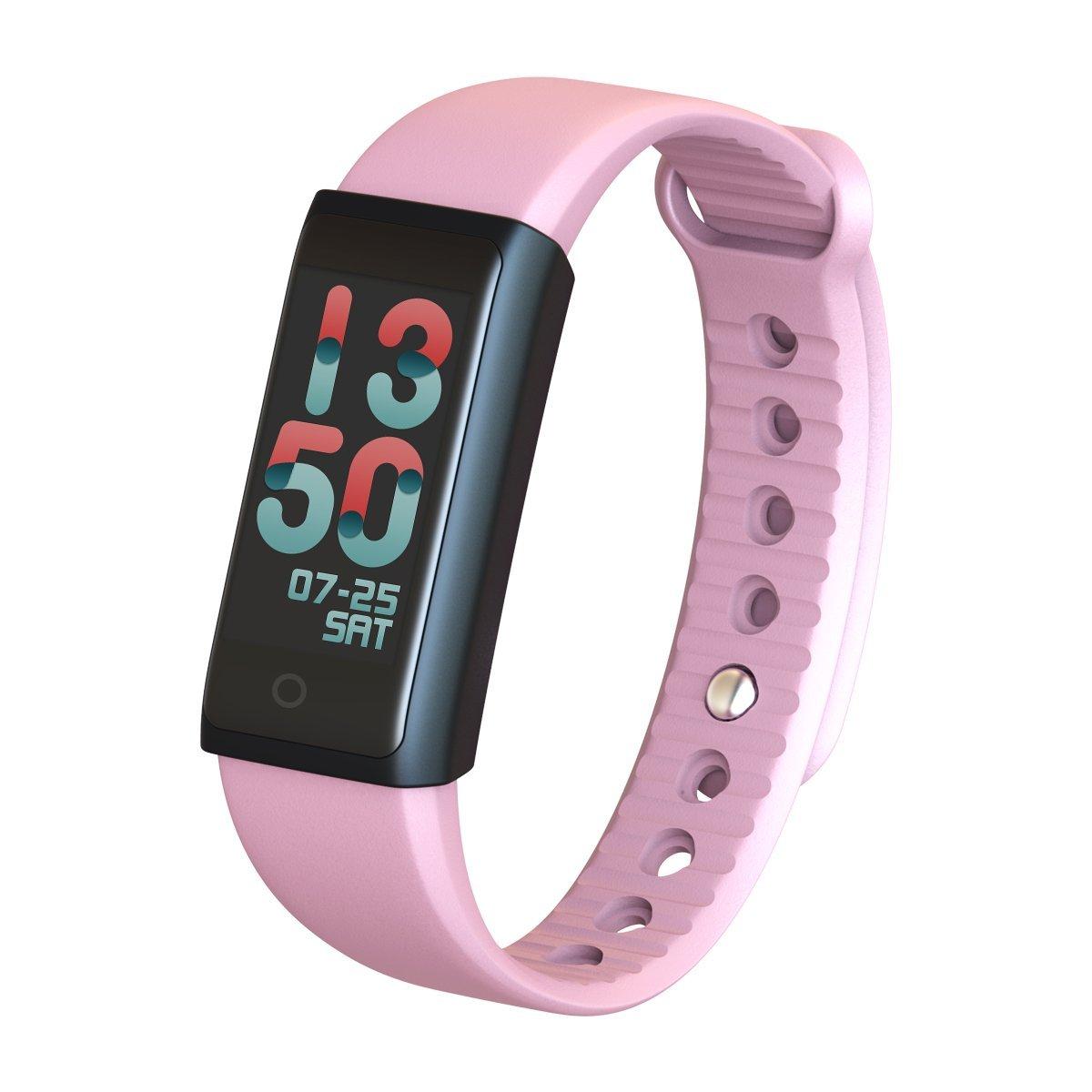 l3 smartbracelet pink