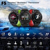 Smartwatch sport f5 cu gps