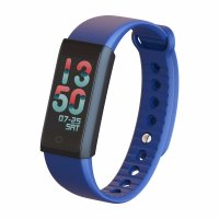 Bratara fitness Aipker L3- blood oxygen,ritm cardiac -dark blue