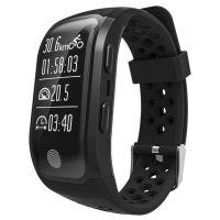 Bratara fitness Aipker S908-GPS incorporat,rezistent la apa ,black