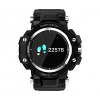 Smartwatch sport Aipker GW68- anti shock,ritm cardiac,blood oxygen -black