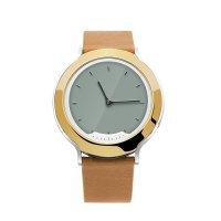 Ceas hybrid smartwatch Aipker M6 rezistent la apa- gold