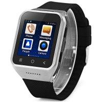 Ceas Smartwatch  Aipker S8 -ceas 3G -WIFI-GPS-cartela SIM-silver