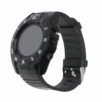 Ceas smartwatch S5- cartela SIM-TF card-1,54 HD touchscreen-black