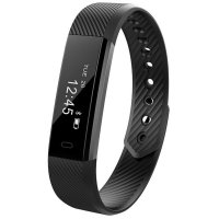 Bratara fitness bluetooth C7-waterproof- ritm cardiac-black