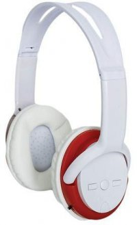 Casti bluetooth BT3 Wireless ,control Apeluri si card TF -red