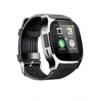 Ceas smartwatch  bluetooth M26 -cartela SIM-black