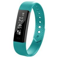Bratara fitness bluetooth C7-waterproof- ritm cardiac-verde