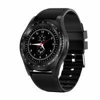 Ceas Smartwatch Aipker S9 black,cartela SIM ,camera