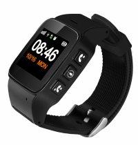 Ceas telefon Smartwatch cu gps Usmart D69 -black