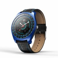 Ceas smartwatch Aipker V10 plus-cartela SIM-camera-1.3 inch HD touchscreen-black
