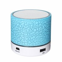 Boxa portabila Usmart bluetooth LED speaker