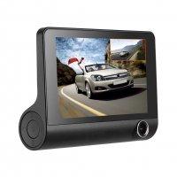 Camera auto Tripla RLDV 313 True HD,night vision,senzor parcare,