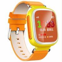 Ceas telefon Smartwatch cu GPS pentru copii Usmart Q5-galben