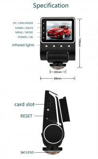 camera auto video w34