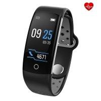 Bratara fitness Aipker Q6 ,ecran curbat,tensiune arteriala,black