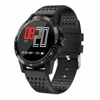 Smartwatch Aipker M1 - ritm cardiac,tensiunea arteriala -black