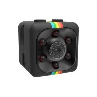 Mini camera  SQ11 DVR HD 1080P ,night vision -negru