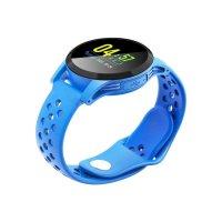 Smartwatch sport F1M- ritm cardiac,tensiunea arteriala -blue