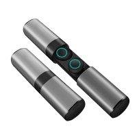 Căști Wireless Usmart XT6 Bluetooth 5.0,  IPX7 impermeabile și rezistente la mișcare, sunet Hi-Fi, negru