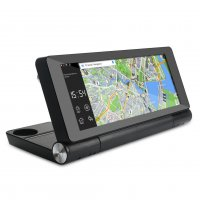 Camera auto dubla Usmart 320 ,sistem de navigatie,Android ,GPS, WIFI , night vision