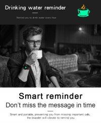 B18 round smart watch11