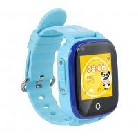 Ceas telefon  4g cu GPS copii Usmart K3 compatibil DIGI-albastru