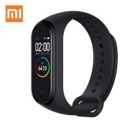 Bratara fitness Xiaomi Mi Band 4, Waterproof, Ritm Cardiac, Fitness Tracker, Bluetooth 5.0, 135 mAh