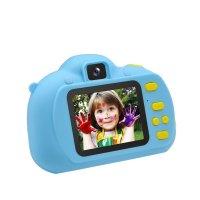 Camera foto pentru copii Usmart AT83 ,inregistrare video HD -albastru