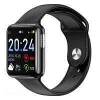 Smartwatch Aipker V5 cu ECG +PPG +SP02 frecventa cardiaca,black