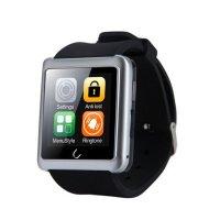 Ceas u10l-BT smartwatch-pedomteru,Radio FM-1,54 HD touchscreen-silver