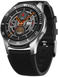 Smartwatch Aipker GT106- ritm cardiac,tensiunea arteriala -black
