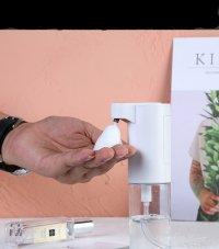 Dozator sapun lichid automat Usmart cu senzor IR