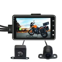 Cameră Motocicletă 3 inch  DVR Video Recorder. Loop Recorder, Night Vision